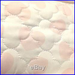 10pc Paris Bedding Set FULL/QUEEN Comforter Sheet Pillow Eiffel Tower Pink Heart