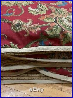 Chaps Ralph Lauren Annabelle Paisley Floral Queen 3 Piece Comforter Set