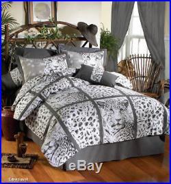 Comforter Leopardato