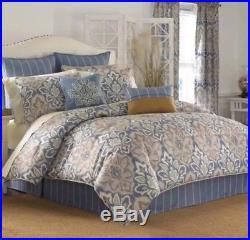 Croscill Captains Quarters 4Pc Queen Comforter Set