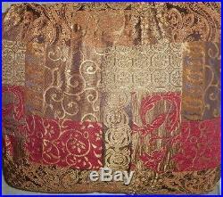 Croscill Galleria Red 4 Piece Queen Comforter Set NEW