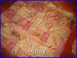 Croscill Opulence Gold Umber Red Tuscan (5pc) Queen Comforter Set