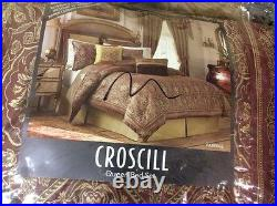 Croscill Raspberry 4piece comforter set