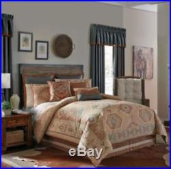 Croscill Tuscon 4-pc Queen Comforter Set Multi