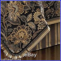 J Queen Alicante King Comforter Set 4pc Jacobean Floral