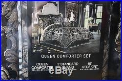 J Queen New York Portofino Comforter Set Queen 4 Piece New