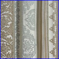 J. Queen NY Monticello Elegant Complete Bedding Comforter Set Size QUEEN NEW