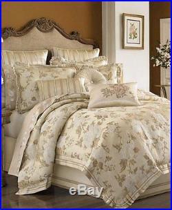 J. Queen NY SOPHIA SAND 4-pc Comforter Set