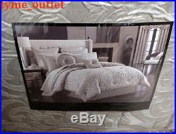 J Queen New York Comforter Astoria QUEEN 4 PCS SET Sand / Tan