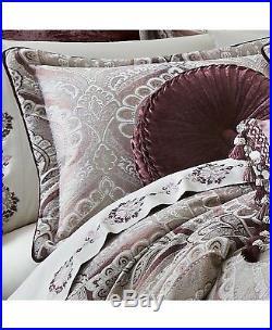 J. Queen New York Gianna 4-Piece Queen Comforter Set, Quartz