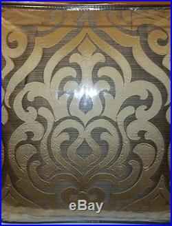 J. Queen New York Luxembourg Queen Comforter Set in Mink 4 Piece Set $585