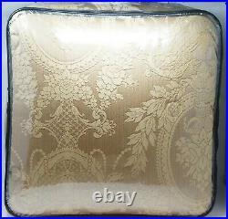 J Queen New York Napoleon 4-Pc. Shams Bedskirt Comforter Set KING Gold