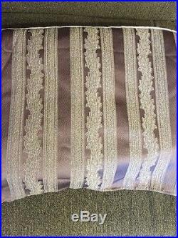 J Queen New York Regina 4-pc King Comforter Set Violet