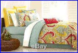 Jaipur Queen Comforter Set New Home Room Sheet Pillowcase Bedding FREE SHIPPING