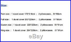 Japan anime Sailor Moon Bedding set Comforter Duvet Quilt Cover Pillowcase No. 8