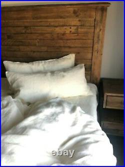 Linen DUVET COVER SET COMFORTER COVER Natural 100% Flax Linen Bedding Washed