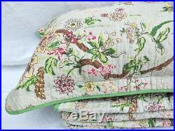 Luna 100% Cotton Coverlet Bedspread Comforter Bedcover Set 3pcs Queen