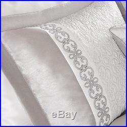 Madison Park Signature Belmont 8-piece Charmeuse Comforter Set