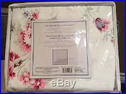 NEW Simply Shabby Chic Sunbleached Floral Full / Queen Comforter Set