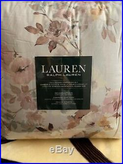 NWT! Ralph Lauren Full/ Queen Comforter Set! Gorgeous