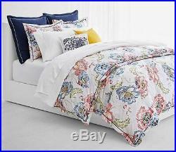 New $330 Ralph Lauren Isadora Floral Queen Comforter & Shams Set