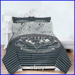 New Harry Potter Full Queen Bed Set Comforter And Shams 81 X 86 Sheets