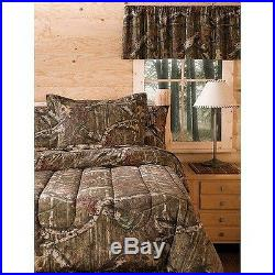 New Mossy Oak Infinity Camo Bedding Comforter Sets With SHAMS Twin Full Queen
