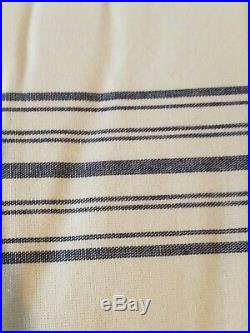PENDLETON Ticking Stripe Full/ Queen 3-Piece Comforter Set