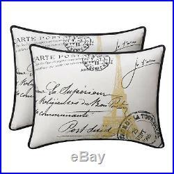 Paris Gold Casa Luxury 8-Pc. Compforter Bed Set TWINFULLQUEENKINGCALIF. KING