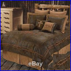 Praying Cowboy Western 5 Piece Comforter Set King or Queen Set Available