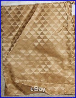 Queen Street New York Careleton Gold 4 Pc Queen Comforter Set NEW