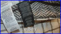 RALPH LAUREN Dorian Brown Herringbone 3P FULL/ QUEEN COMFORTER SET $420