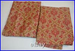 RALPH LAUREN LANGHAM DONCASTER 4PC Queen Comforter Set NEW ORIGINAL PATTERN RARE