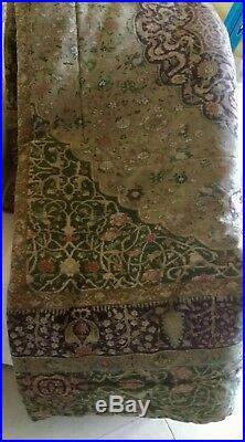 Ralph Lauren Rutherford Park Queen Comforter 8pcvery Rare Set Display