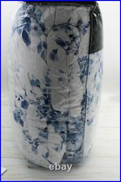 Ralph Lauren Sandra Floral 3Pc FULL/QUEEN Comforter & Shams Set Cotton Blue $300