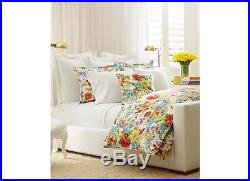 Ralph Lauren WATCH HILL Floral 3P Queen comforter Shams Set