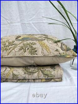 Secret Garden 100% Cotton Coverlet Bedspread Comforter Bedcover Set 3pcs Queen