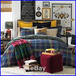 Tommy Hilfiger Glasgow Comforter Set, Full/Queen