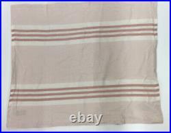 UGG Devon 3-Piece Reversible Full/Queen Comforter Set in LA Sunset Stripe
