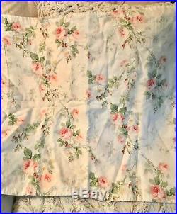 Vhtf Ralph Lauren Faye Meadow Way 4pc Full/queen Comforter/skirt/sham Set